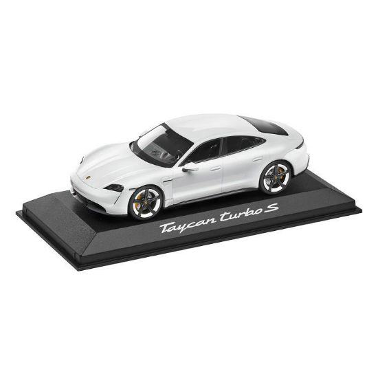 Picture of Taycan Turbo S, 1:43 Model