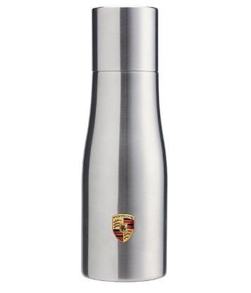 Picture of Thermal Insulated Flask Silver 1L