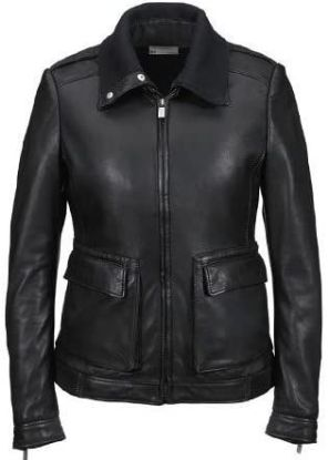 Picture of Jacket, Leather, Ladies, Small