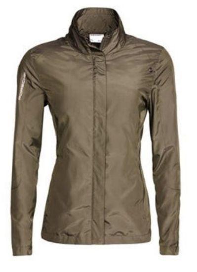 Picture of Jacket Topaz Brown Windbreaker, Ladies, Large