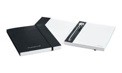 Picture of Notebook with Pen