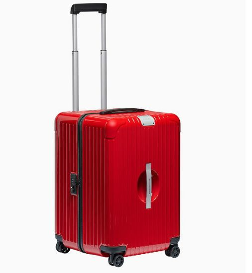Picture of Case, Travel, PTS Multiwheel® Ultralight Edition 2.0, XL, Guards Red