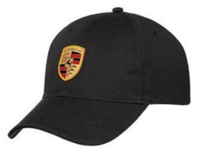 Picture of Black Crest Cap
