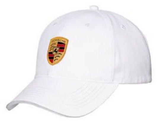 Picture of Cap, Crest, White