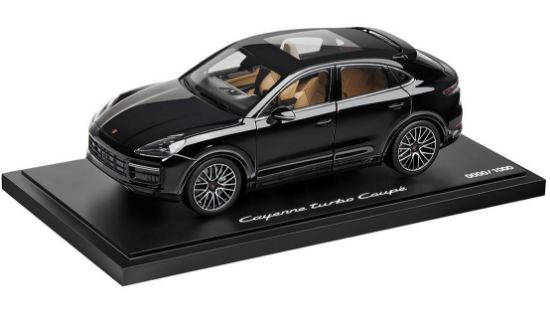 Picture of Cayenne Turbo Coupé, 1/18 Model