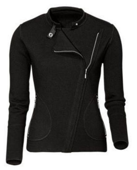 Picture of Jacket, Glamorous Speed, Biker Knit, Ladies, Medium