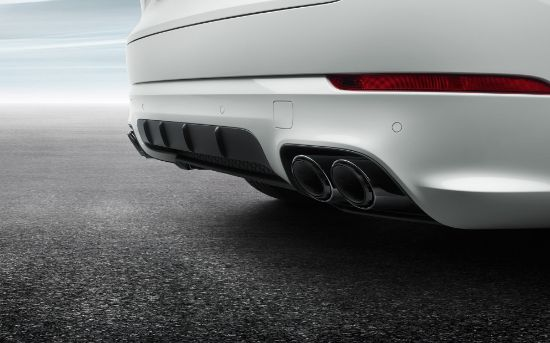 Picture of Sports Tailpipes Set, Cayenne E3 2018-