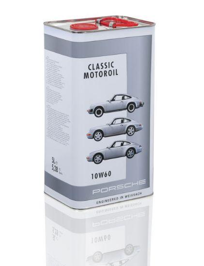 Picture of Porsche Classic Motor Oil 10W-60, 5 litres
