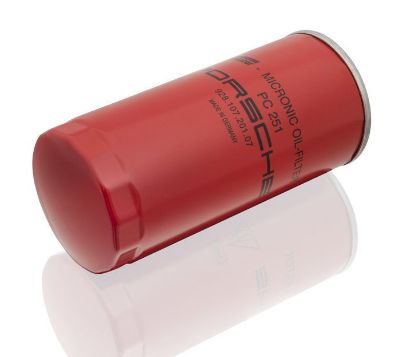 Picture of Oil Filter, Red, 928