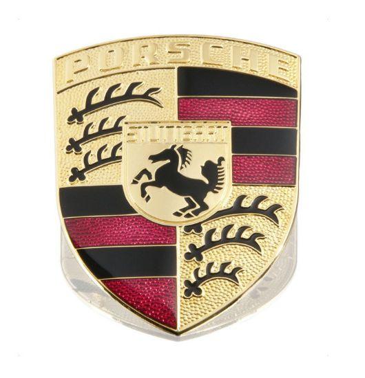 Picture of Badge, Original Porsche Crest, 911G, 924, 928, 944, 959, 964, 968