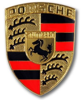 Picture of Crest Badge for Porsche 911 and 912