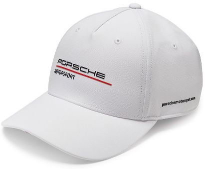 Picture of Cap, Motorsport Replica, White