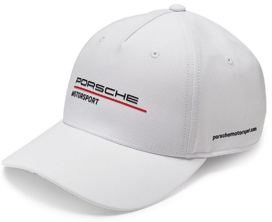 Picture of Cap, Motorsport Replica, White