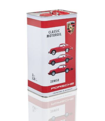 Picture of Porsche Classic Motor Oil 20W-50, 5 litres