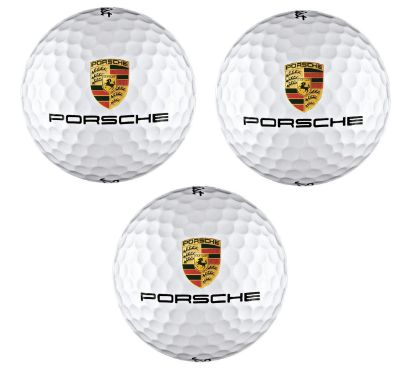 Picture of Golf Balls, Tour Soft, 3-Pack