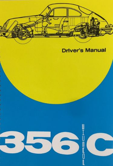 Picture of Owners Manual 356C