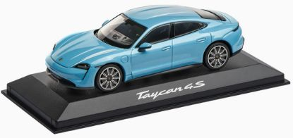 Picture of Taycan 4S, 1/43 Model
