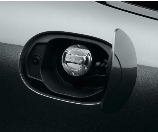 Picture of Fuel Cap in Aluminium Look
