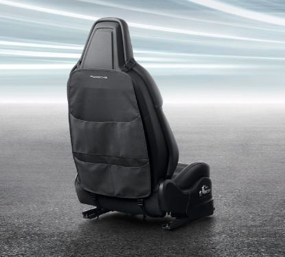 Picture of Backrest Protector with Pockets