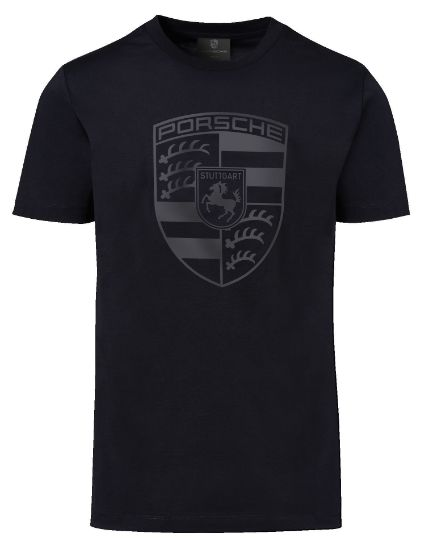 Picture of T-Shirt, Crest, Mens
