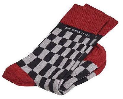 Picture of Socks 2-Pack, Unisex - #PORSCHE 944 Collection