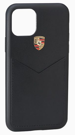 Picture of Snap On Case, iPhone 11, Leather
