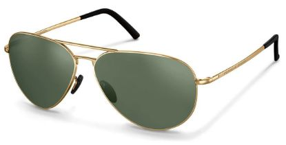 Picture of Sunglasses, Men's Aviators, P'8508, Gold