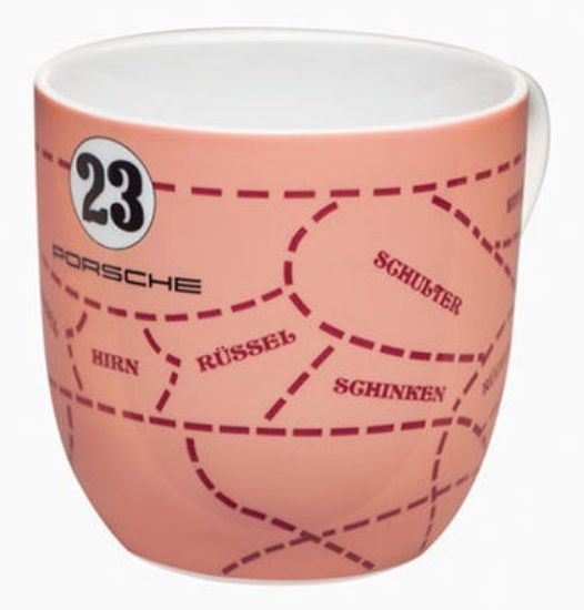 Picture of Mug, 917 Pig, Collector's Cup No. 4