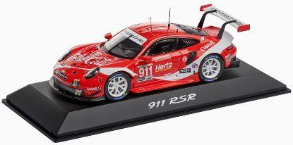 Picture of Model 911 RSR Coca-Cola 1:43