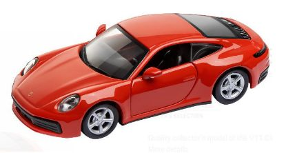 Picture of Pull Back 911 Carrera 4S 1:43