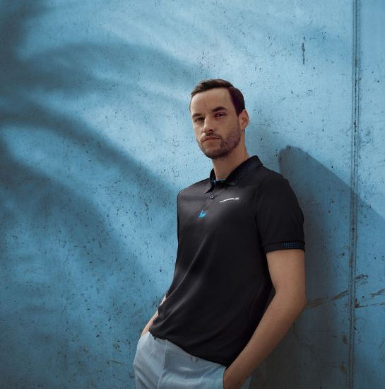 Picture of Polo Shirt, Taycan Collection, Men
