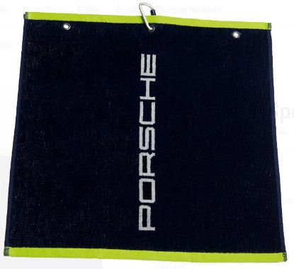 Picture of Golf Towel, Sports, Blue & Green