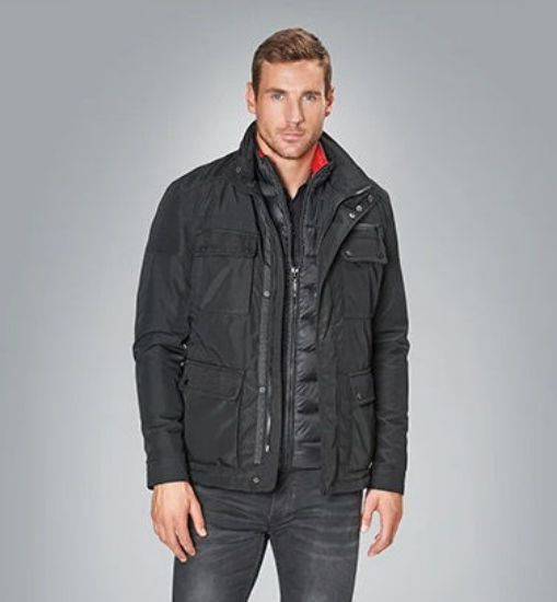 Picture of Jacket & Vest, 911 Collection, Mens, Large