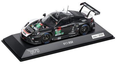 Picture of 911 RSR, Le Mans 2020 #92, 1:43 Model