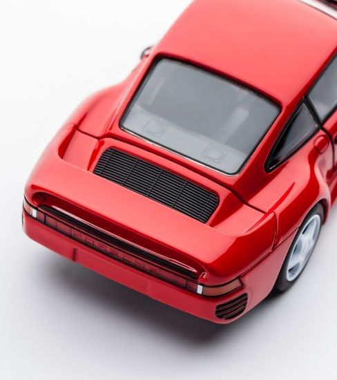 Picture of 959 Red 1/24 Model