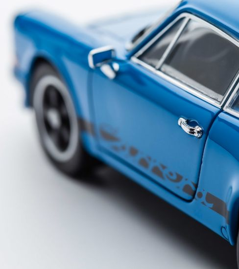 Picture of 911 RS 2.7 Blue, 1/24 Model