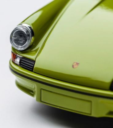 Picture of 911 RS 2.7 Green, 1/24 Model