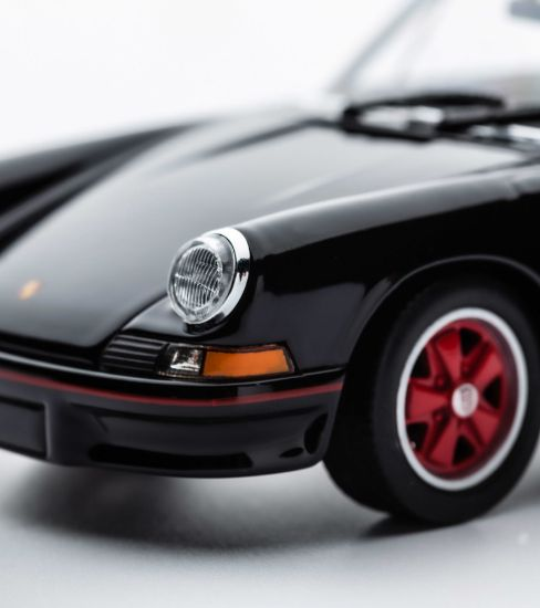 Picture of 911 RS 2.7 Black, 1/24 Model