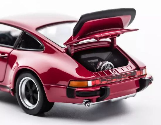 Picture of 911 Turbo 3.0, Red, 1/24 Model