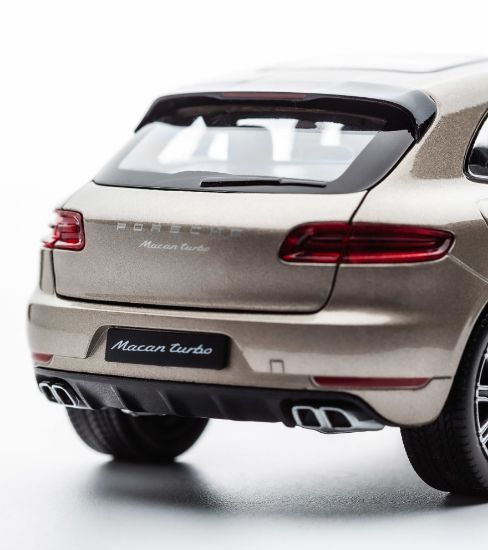 Picture of Macan Turbo, 1/24 Model