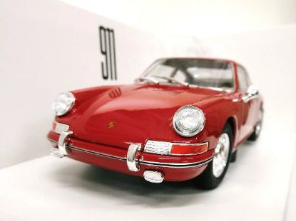 Picture of 911 1964, Red, 1/24  Model
