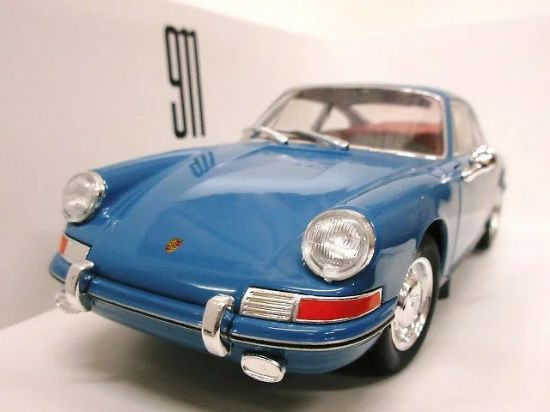 Picture of 911 1964, Blue, 1/24  Model
