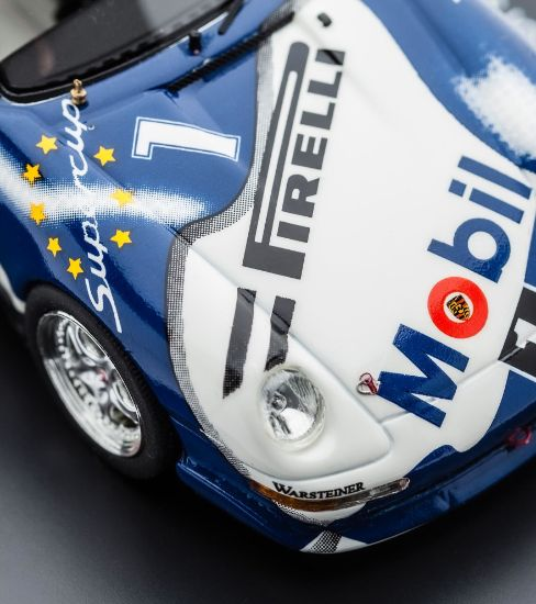 Picture of 911 (993) Supercup, 1/43 Model
