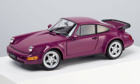 Picture of 911 (964) Turbo, Ruby, 1/24 Model