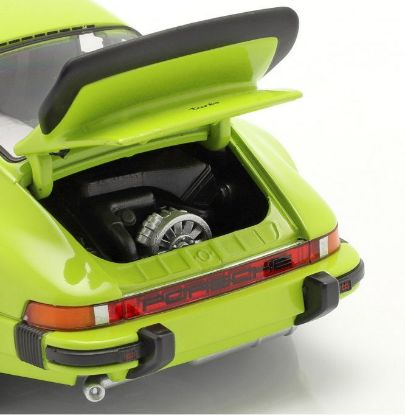 Picture of 911 Turbo 3.0, Green, 1/24 Model