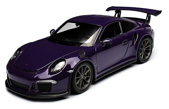 Picture of 911 (991) GT3RS Ultra Violet, 1/24 Model