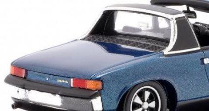 Picture of 914/6, Blue Metallic. 1/43 Model