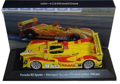 Picture of RS Spyder, #7 Winner 12h Sebring 2008, 1:43 Model