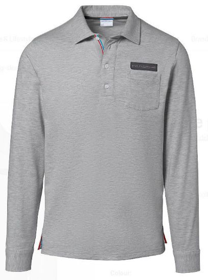 Picture of Polo Shirt, Long-Sleeve, Heritage