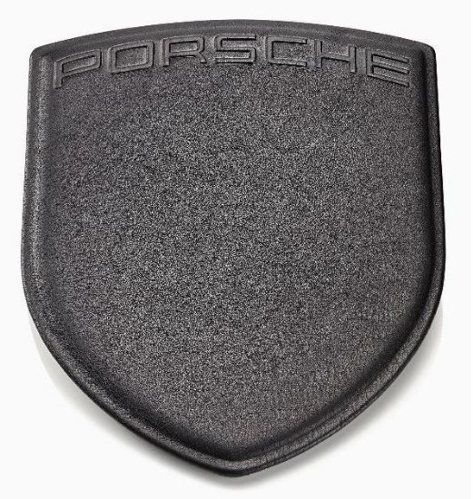Picture of Mouse Pad, Crest, Leather